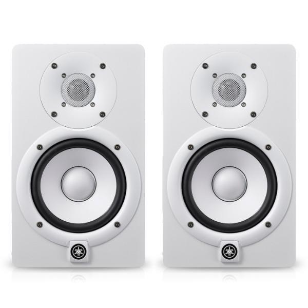 Yamaha HS5W 監聽喇叭 主動式 監聽 五吋 / 二顆 山葉樂器公司貨 hs5w Yamaha 山葉 HS5W 主動式監聽喇叭 【五吋/二顆/一年保固/HS-5w】