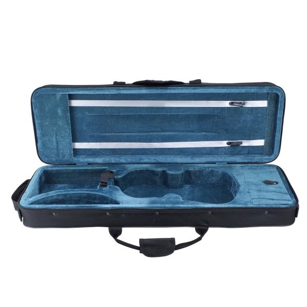 小提琴琴盒 雙肩背 可放置肩墊/松香/兩支弓【小提琴盒/Vilolin CASE/型號:VBA-143】