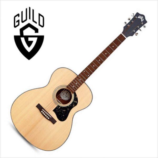 Guild 美國吉他品牌 Guild OM-340 雲杉面單板 / 桃花心木側背板 附 Guild 原廠吉他厚袋 台灣公司貨 om340,om-340,guild吉他,OM-240cE,om240ce,guild,GUILD吉他,