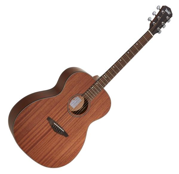Veelah 吉他 VOMM 全桃花心木 民謠吉他 附贈Veelah原廠琴袋 OM桶身 台灣公司貨【木吉他】