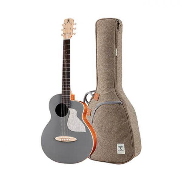 aNueNue MC10 QS 彩色鳥吉他 寧靜灰 36吋小吉他 雲杉面單板/桃花心木側背板 附多樣配件 MC10,彩色鳥吉他,MY10,鳥吉他,M1,M1 ANUENUE,鳥吉他M10,鳥吉他旅行吉他,鳥吉他PTT,鳥吉他M20,鳥吉他M12,鳥吉他價格,ANUENUE吉他評價,ANUENUE旅行吉他,ANUENUE吉他價錢,aNueNue M20,鳥吉他,單板吉他