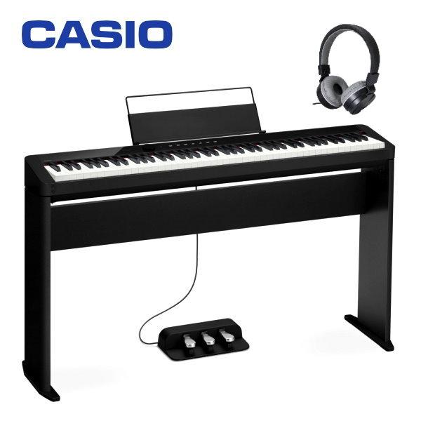 Casio PX-S1000 黑 88鍵 電鋼琴 含原廠腳架 / 三音踏板 PXS1000 台灣 卡西歐 公司貨 Casio 卡西歐,pxs-1000 琴架,pxs1000 琴架, PX-S1000 88鍵 數位鋼琴/電鋼琴 藍牙音樂功能 附木質琴架(CS-68P)+三音踏板(SP-34)+專用琴袋(SC800P)