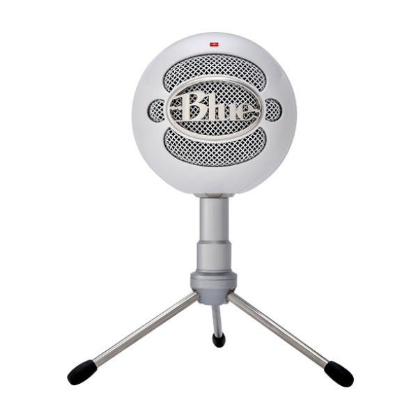 美國 Blue Snowball ice 小雪球 USB 電容式 麥克風  亮白色 / 台灣 公司貨 保固二年 USB 麥克風 snowball,小雪球,BLUE snowball,雪球,Blue Yeti,雪怪,USB 麥克風,電容式 麥克風, 霧黑,台灣 公司貨,USB麥克風