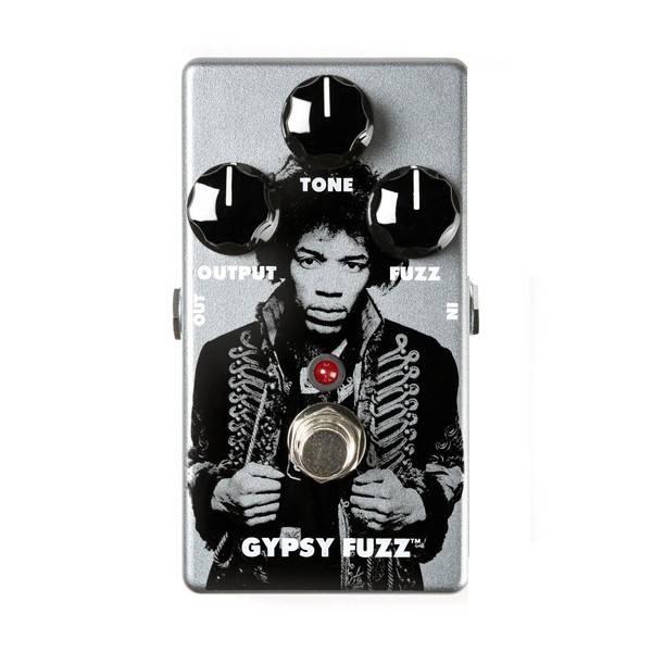 Dunlop JHM8 法茲破音效果器【Jimi Hendrix GYPSY Fuzz Pedal】