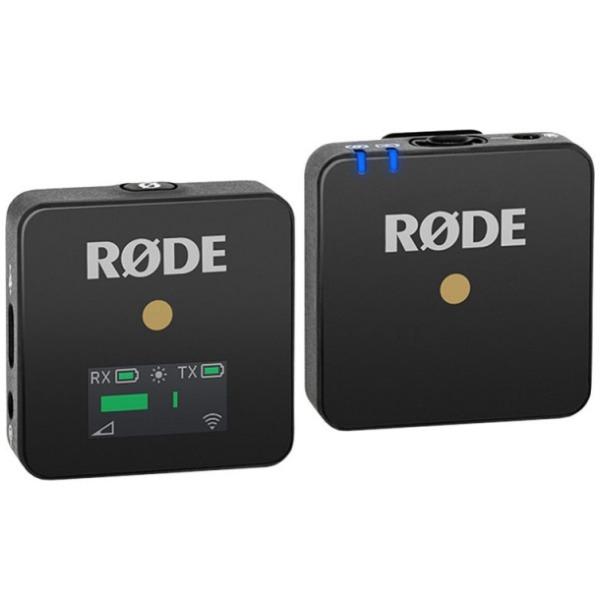 Rode Wireless Go 無線麥克風 / 2.4GHz發射接收器/ 台灣 公司貨 Rode Wireless Go,台灣