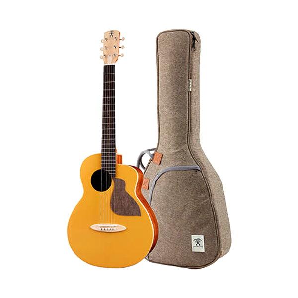 aNueNue MC10 GG 彩色鳥吉他 光輝金 36吋小吉他 雲杉面單板/桃花心木側背板 附多樣配件 MC10,彩色鳥吉他,MY10,鳥吉他,M1,M1 ANUENUE,鳥吉他M10,鳥吉他旅行吉他,鳥吉他PTT,鳥吉他M20,鳥吉他M12,鳥吉他價格,ANUENUE吉他評價,ANUENUE旅行吉他,ANUENUE吉他價錢,aNueNue M20,鳥吉他,單板吉他