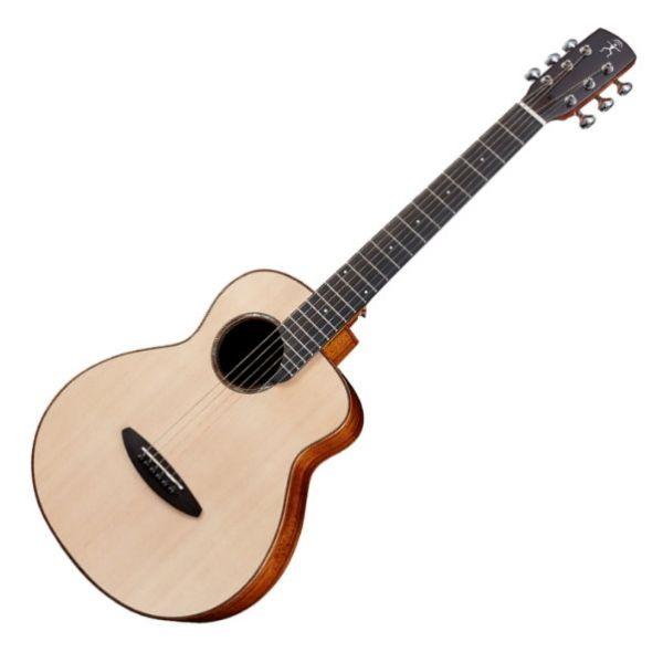 aNueNue M52 36吋小吉他 民謠吉他 單板雲杉木+相思木側背板 附贈anuenue原廠吉他袋【旅行吉他】