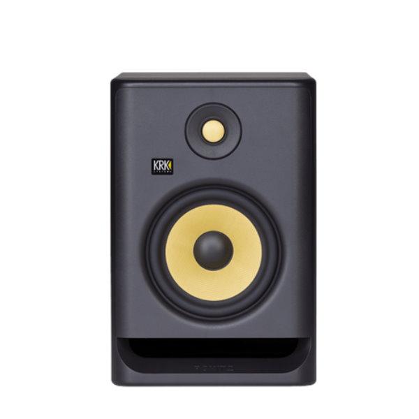 KRK Rokit RP7G4 主動式監聽喇叭 7吋錄音室專用 黑色/單一顆 台灣公司貨 krk,KRK RP7G4,RP7G4,監聽喇叭,小新樂器館,樂器館,小新吉他館,錄音室,krk 監聽喇叭,5吋喇叭