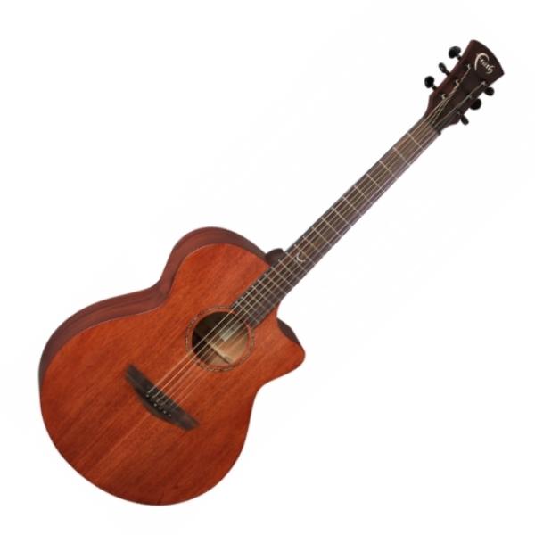 Faith 英國名牌 FKVMG-NPX 41吋 全單板 民謠吉他 附贈吉他硬盒 CASE 印尼製【型號:FKVMG-NP/木吉他/電木吉他】