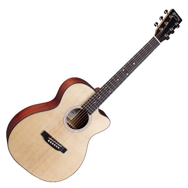 Martin 000CJR10E 38吋 可插電 全單板旅行吉他/小吉他【OM桶身/附贈原廠琴袋/000CJR-10E】