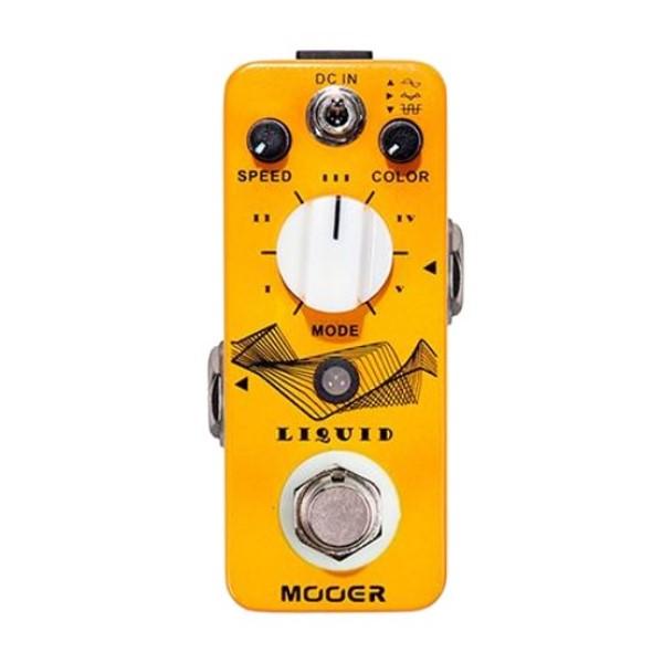 Mooer LIQUID 數字移相效果器【Digital Phaser/原廠公司貨一年保固】