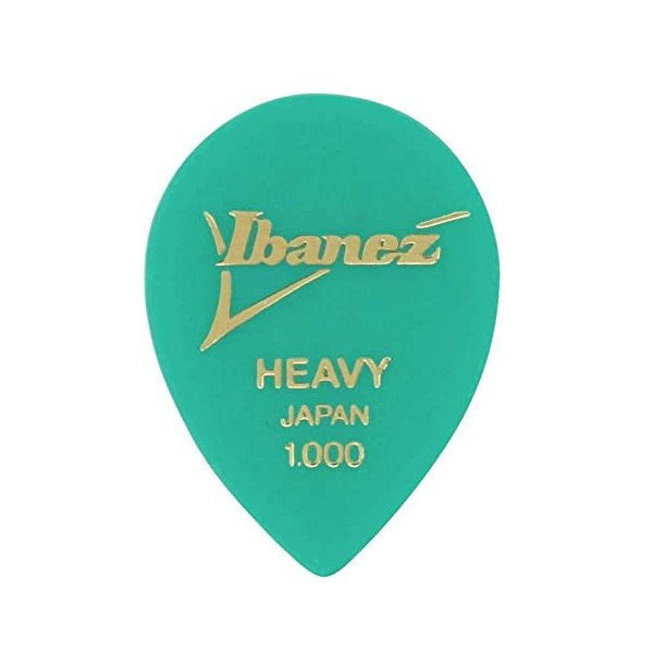 Ibanez 1000JS 彈片 Pick【John Scofield 簽名款/厚度:1.0mm/1000-JS】