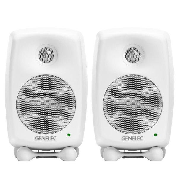 Genelec 8020D 主動式監聽喇叭 白色 / 一對二顆 台灣公司貨 芬蘭製造 4吋單體 錄音室專業監聽 五年保固 GENELEC 8020 白 8020,8020d,genelec,genelec 8010,8010a,8010ap,genelec 監聽喇叭,genelec 台灣,監聽喇叭