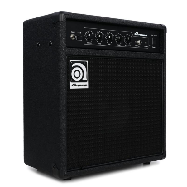Ampeg BA-108 V2 20瓦電貝斯音箱 BASS原廠公司貨【BA108】