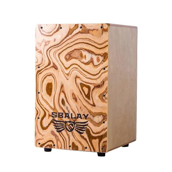 SBALAY SCJ-HPL1 木箱鼓 附原廠雙肩背袋/防滑座墊 原廠公司貨 SBALAY SCJ-HPL1 木箱鼓 附原廠雙肩背袋/防滑座墊 原廠公司貨