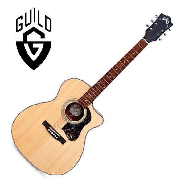 吉他 Guild OM-340C 雲杉面單板 / 桃花心木側背板 附 Guild 原廠吉他厚袋 台灣公司貨 om340c om340,om340c,om-340c,om-340,guild吉他,OM-240cE,om240ce,guild,GUILD吉他,