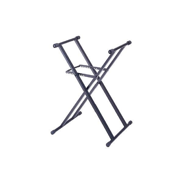 YHY KB-220 雙X型 電子琴架 粗管設計 : 再重的琴都適用 台灣製【KB220】