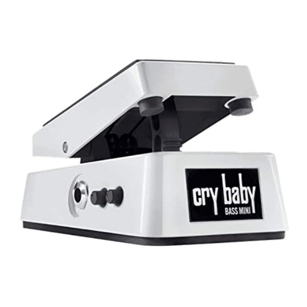 Dunlop CBM105Q 貝斯哇哇效果器【Cry Baby Mini Bass Wah Pedal】