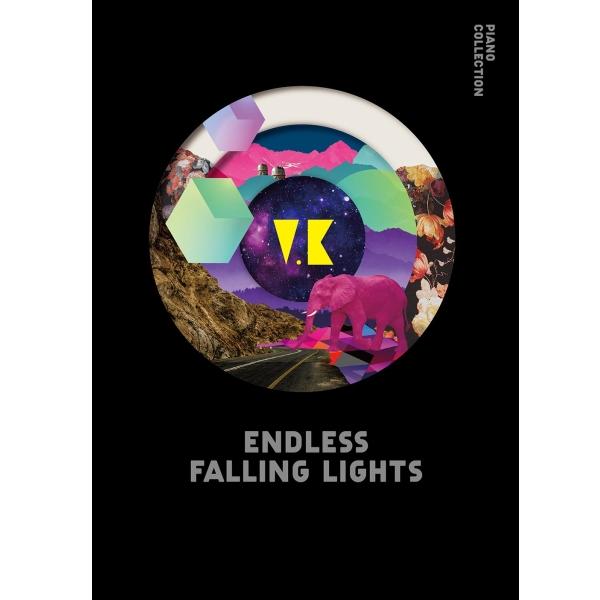 V.K克 光無盡墜落的美麗鋼琴譜集 (附CD) V.K克 光無盡墜落的美麗鋼琴譜集 (附CD)