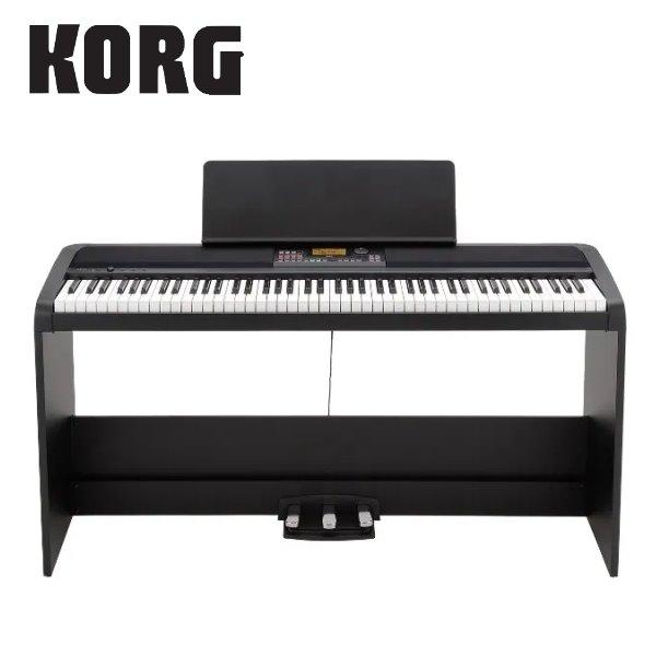 Korg XE20SP 電鋼琴 88鍵 含琴架組 附三音踏板 贈 琴椅 Korg XE20SP,XE20SP,電鋼琴,數位鋼琴