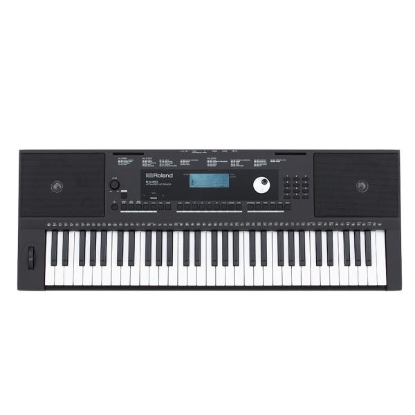 Roland 樂蘭 E-X20 61鍵 電子琴 附變壓器、中文說明書、譜板【原廠公司貨保固/琴鍵具力度感應/EX20】