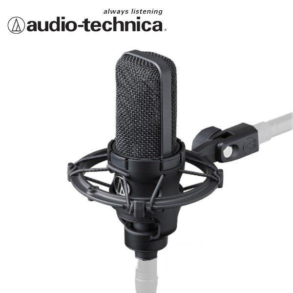 鐵三角 AT4040 電容式麥克風 AT4040 / 心型指向性 / 台灣公司貨保固 Audio-Technica at4040,at-4040,鐵三角,麥克風,電容麥克風,電容式麥克風