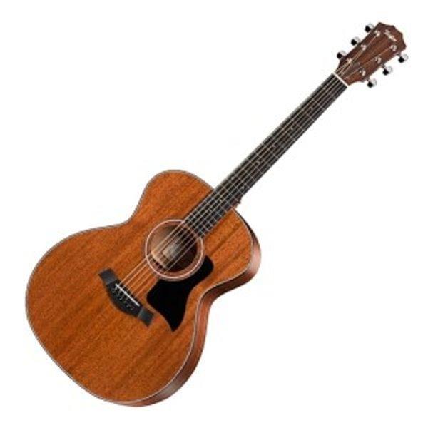 Taylor 324 全單板 全桃花心木 民謠吉他 美廠 附原廠硬盒【GA桶身/木吉他】