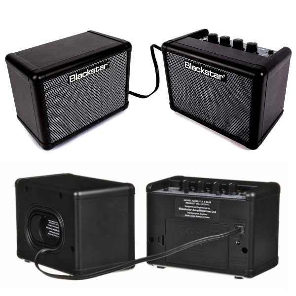 Blackstar Fly3 Bass Pak 貝斯音箱 2顆音箱組 / 立體聲 電池攜帶 fly3,fly3bass,貝斯音箱,Fly3,blackstar fly3,吉他音箱,音箱
