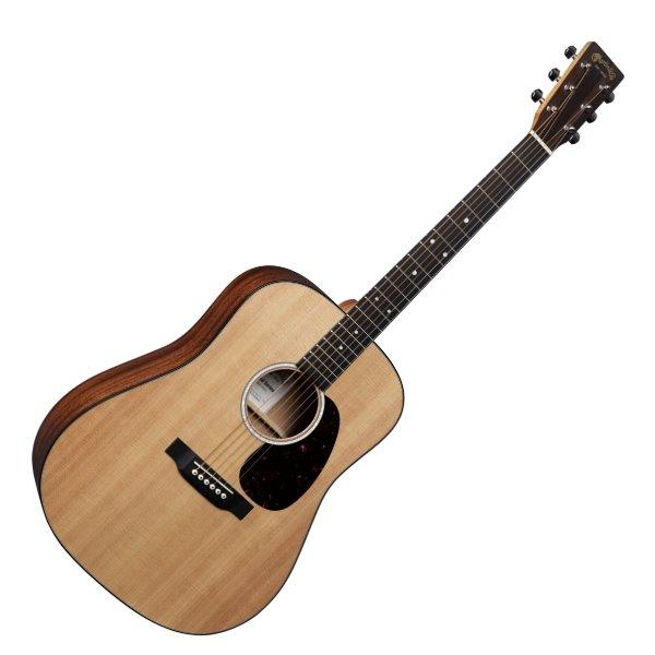 Martin D10E02 全單板 可插電民謠吉他/電木吉他 附原廠輕體硬盒 原廠公司貨【D-10E02/DRS2升級版】