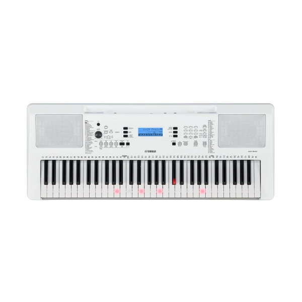 YAMAHA 山葉 EZ-300 61鍵手提電子琴 發光琴鍵 原廠公司貨 一年保固 EZ300