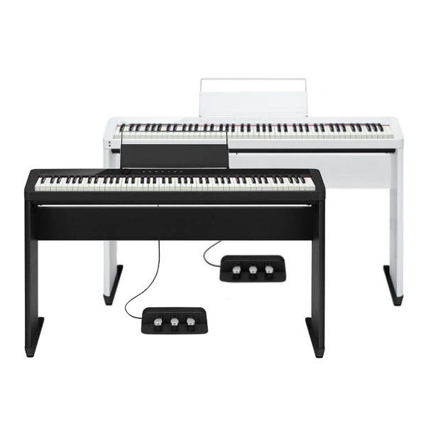 Casio 卡西歐 Privia PX-S1100 便攜式 88 鍵數位鋼琴/電鋼琴 原廠公司貨 附原廠三音踏板 藍牙接收器 原廠琴架 琴椅【PXS1100】 Casio 卡西歐 Privia PX-S1100 便攜式 88 鍵數位鋼琴/電鋼琴 原廠公司貨