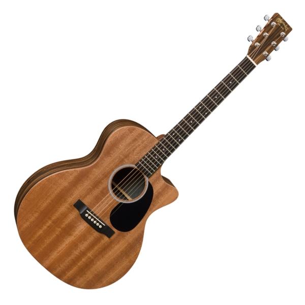 Martin GPCX2AE Macassar 可插電切角 單板民謠吉他 桶身:GP桶身 原廠公司貨【GPCX-2AE】