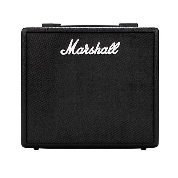 Marshall Code 50 50瓦電吉他音箱 內建綜合效果器【原廠公司貨 一年保固/藍芽功能/Code-50】 Marshall Code 50