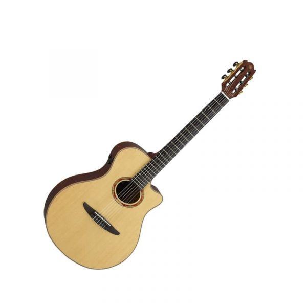 【預購】YAMAHA 山葉 NTX3 全單板 可插電古典吉他 原廠公司貨 附輕體盒【專為民謠吉他和電吉他手設計/細琴頸好握/琴身舒適】
