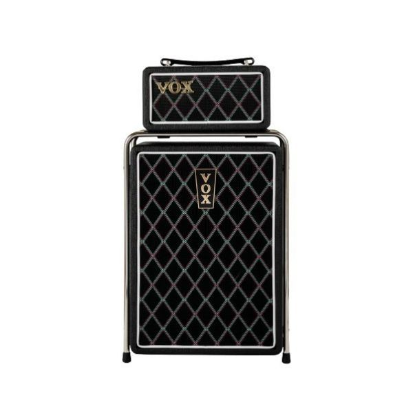 VOX MSB50BA 50瓦電貝斯音箱 音箱頭+1x8吋喇叭箱體【原廠公司貨一年保固/Mini Superbeetle Bass/MSB50-BA】