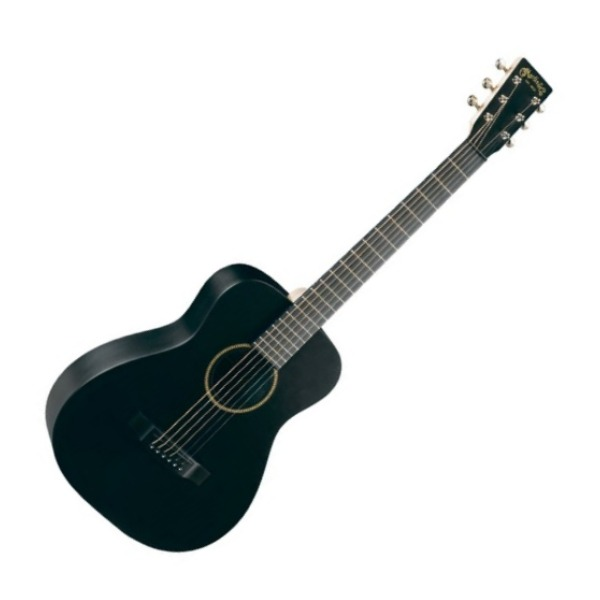Martin吉他 Martin Lx Black 36吋 小吉他 / 旅行吉他 / baby吉他 Little Martin 台灣公司貨 Martin Lx Black 36吋旅行民謠吉他【墨西哥製/Lxblack/Little Martin】