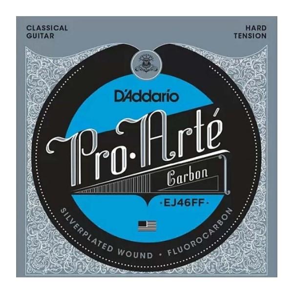 美國 DAddario EJ46FF Carbon 高張力 古典吉他弦【吉他弦專賣店】