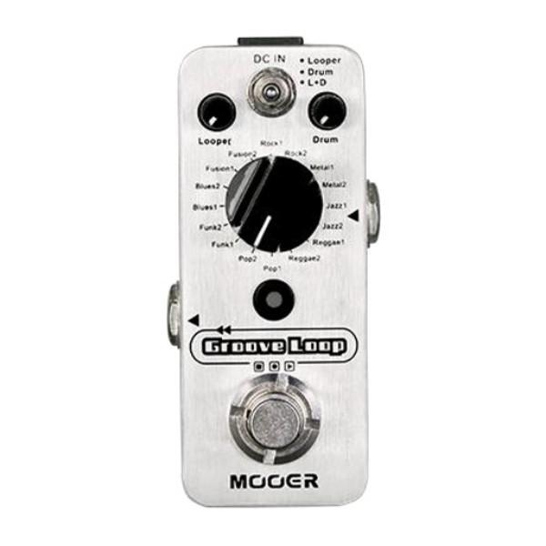 Mooer GL 鼓機/循環樂句 效果器【Groove Loop】