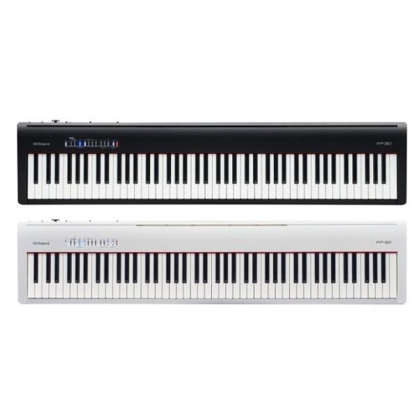 Roland FP30 電鋼琴 88鍵 數位電鋼琴 樂蘭 附原廠配件 FP-30 FP30,FP-30