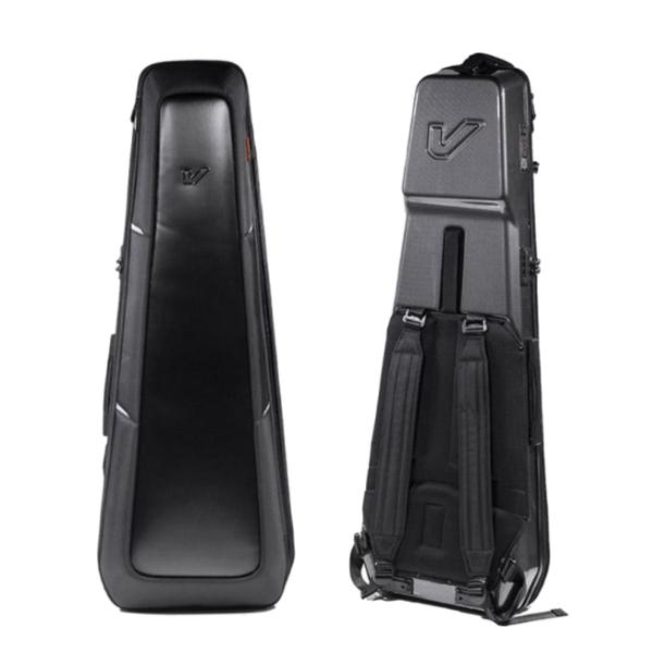 GruvGear Kapsule 吉他行李箱 超堅固保護 可航空托運【可背提/附輪/可裝輕便行李】