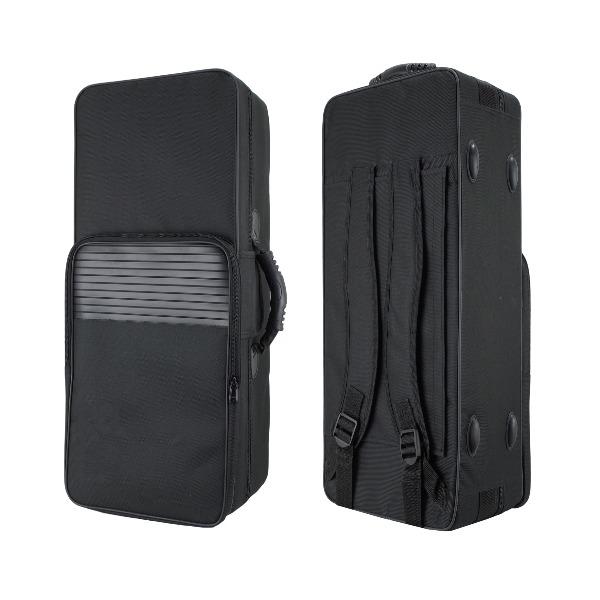 中音薩克斯風專用輕體硬盒 Alto Sax 可提可雙肩背 中音薩克斯風專用輕體硬盒 Alto Sax 可提可雙肩背