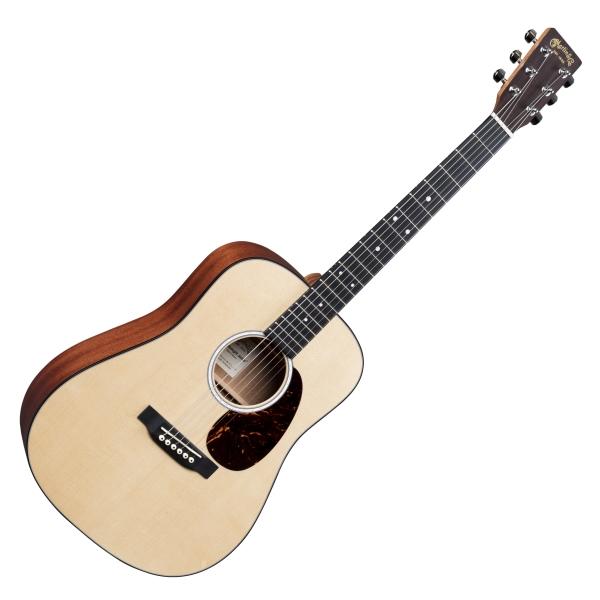 Martin DJR10E 38吋可插電全單板小吉他 Dreadnought Junior 全單板(評價勝 GS MINI)附原廠吉他袋(DJR-10E)