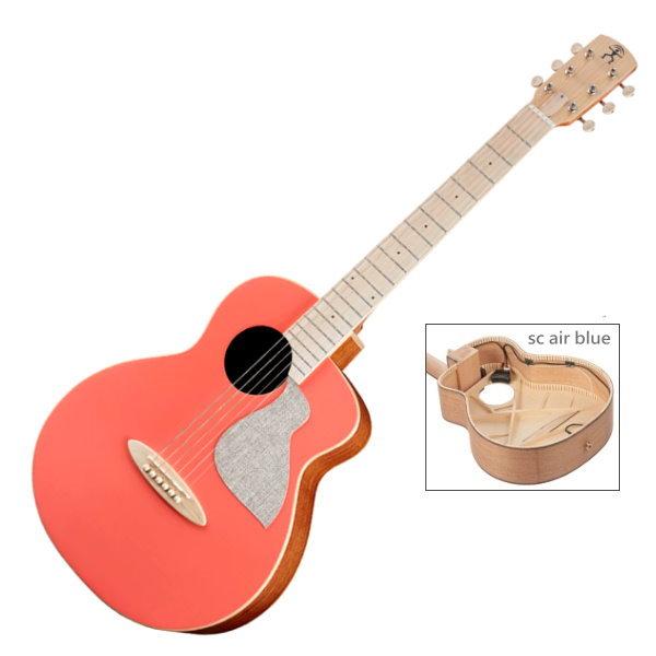 色彩鳥吉他 aNueNue MC10 LCE 珊瑚橘/可插電 小吉他 附多樣配件 MC10,彩色鳥吉他,MY10,鳥吉他,M1,M1 ANUENUE,鳥吉他M10,鳥吉他旅行吉他,鳥吉他PTT,鳥吉他M20,鳥吉他M12,鳥吉他價格,ANUENUE吉他評價,ANUENUE旅行吉他,ANUENUE吉他價錢,aNueNue M20,鳥吉他,單板吉他