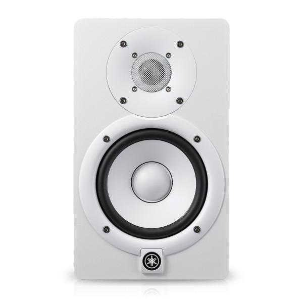 Yamaha HS5W 監聽喇叭 主動式 監聽 白色 五吋 / 單顆 台灣山葉樂器公司貨 Hs5w Yamaha 山葉 HS5W 主動式監聽喇叭 白色 【五吋/一顆/一年保固/HS-5W】