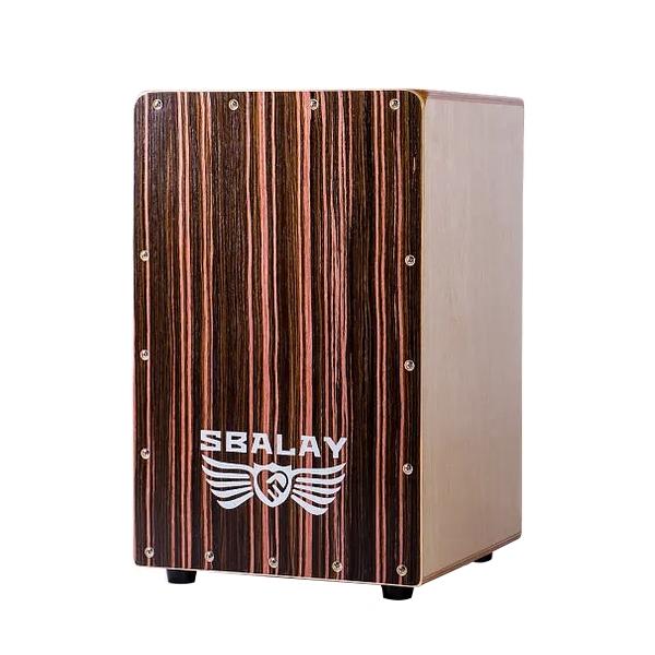 SBALAY SCJ-HPL3 木箱鼓 附原廠雙肩背袋/防滑座墊 原廠公司貨 SBALAY SCJ-HPL3 木箱鼓