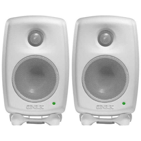 Genelec 8010A 白色 主動式監聽喇叭 / 一對二顆 台灣公司貨 芬蘭製造 3吋單體 錄音室專業監聽 五年保固 GENELEC 8010 A 白 genelec,genelec 8010,8010a,8010ap,genelec 監聽喇叭,genelec 台灣,監聽喇叭