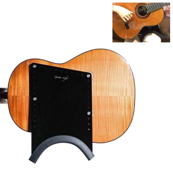 Music Tools 古典吉他托盤 附吸盤 可依琴身大小調整