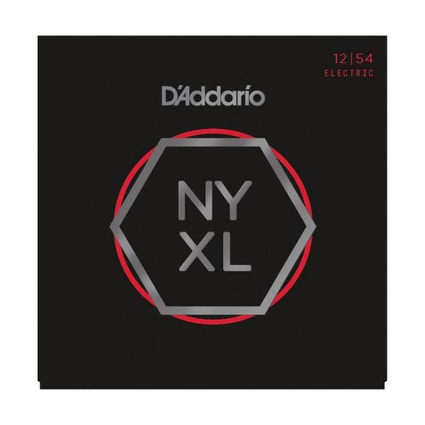 美國 DAddario NYXL-1254 (12-54) 電吉他弦【NYXL1254/吉他弦專賣店/DAddario】