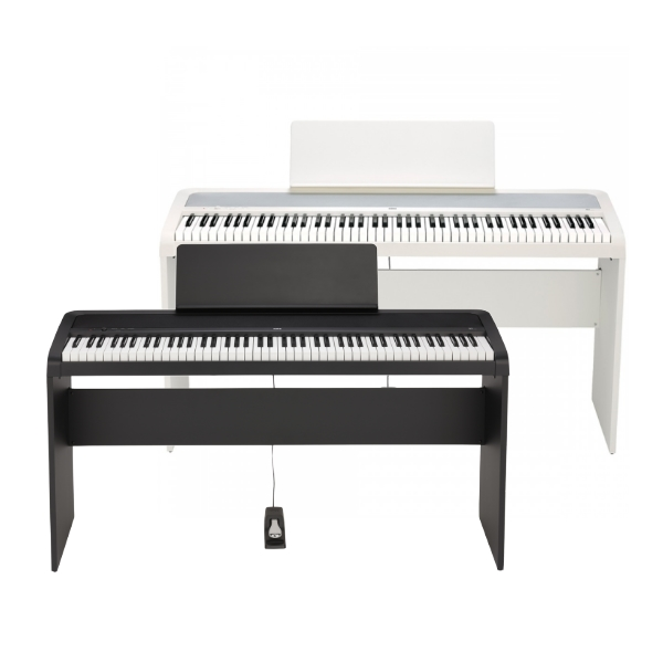 Korg B2 88鍵 數位電鋼琴/數位鋼琴 【原廠譜板,琴椅,琴架,單音踏板,原廠公司貨,兩年保固再附贈多樣配件 】