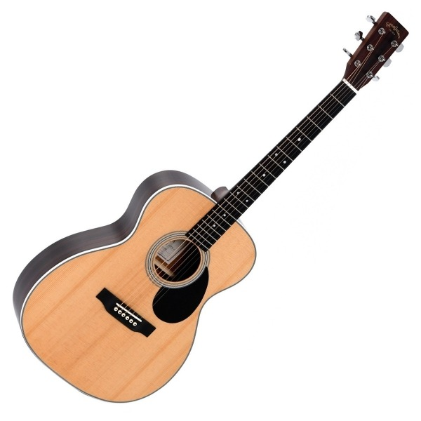 Sigma OMT-1STE 可插電木吉他/41吋切角單板民謠吉他 OM1STE 雲杉面單板/經典OM桶身/000-14) 附贈吉他袋 / 源自Martin吉他工藝 台灣公司貨 OMT-1STE